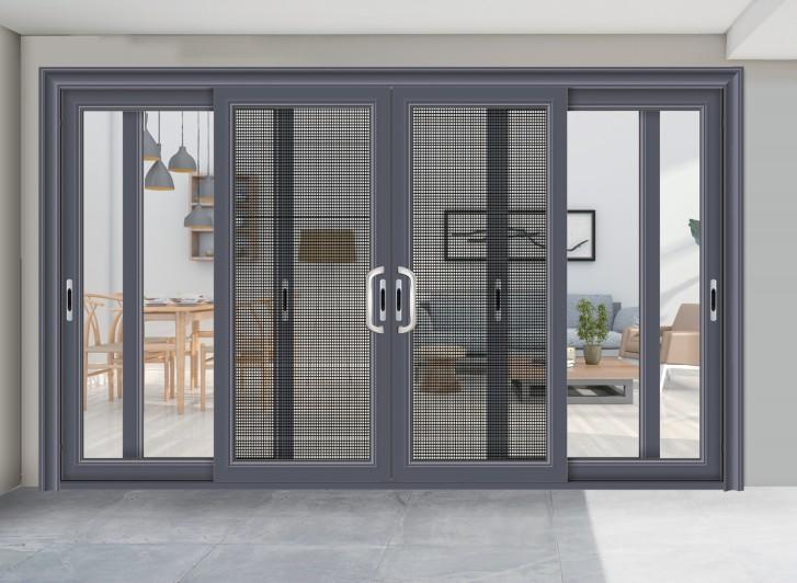 铝合金门窗厂家创新营销赢得精装铝合金门窗市场