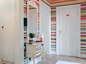 白色实木卫浴门装修效果图  多层实木门图片