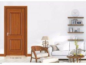 鑫七彩木门产品展示 为你打造完美健康家居环境