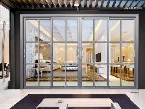 圣堡罗整体门窗装修效果图展示