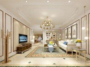 轻奢别墅铝合金门图片大全  白色原木门图片