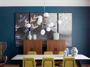 米兰150平米白色带框玻璃门图片  现代铝合金推拉窗图集