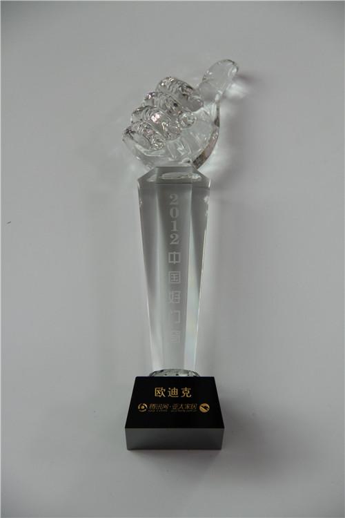 欧迪克2012腾讯中国好门窗