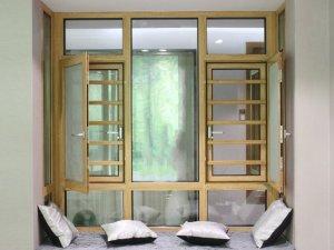 欧迪克门窗-铝合金窗系列