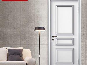 大自然木门简欧式白色防盗门图片大全瑞士时光