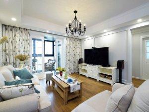 美式阳台玻璃门效果图 卧室白色木门图片大全