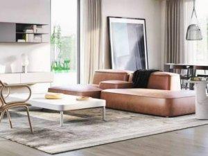 现代简约风格家用铝合金门窗图片 现代铝合金门图片