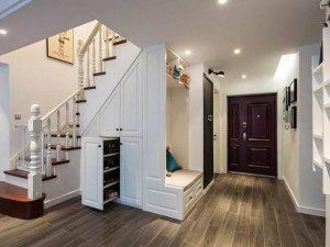 现代深色入户防盗门效果图 厨房白色铝合金门图片