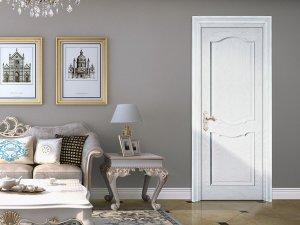 尚品本色木门白色室内门效果图