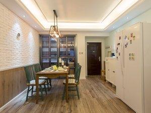 美式最新推拉门款式图片 餐厅全铝合金门图片