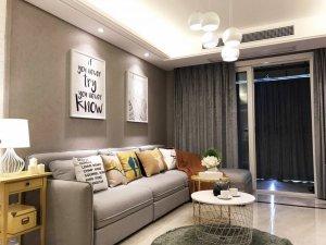 客厅白色铝合金门图片欣赏 推拉铝合金玻璃门图片大全