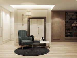 欧式白色卧室门效果图 双开门图片大全