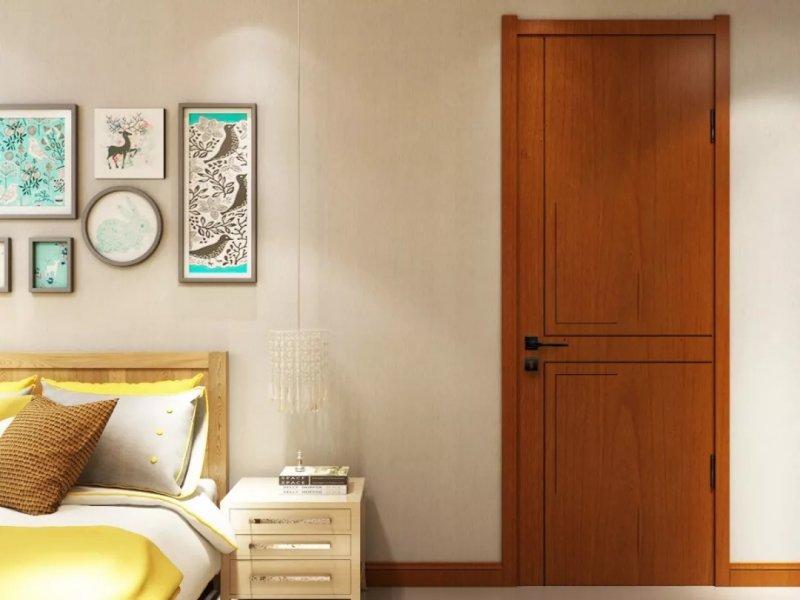 三峰缘木系列新中式油漆门效果图展示