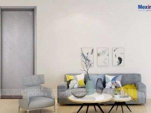美心门业简爱系列 打造出空间的品质感
