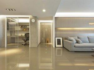 活力时尚铝合金门款式图片大全 钛镁铝合金门窗图片