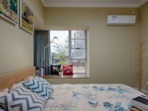 清新白色铝合金门窗颜色图片 卧室断桥铝门窗图片
