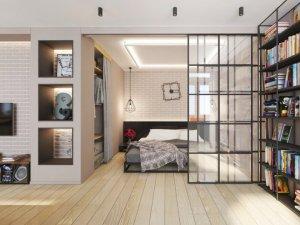 铝合金玻璃门图片大全 现代感推拉铝合金门窗设计图片