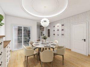 厨房全铝合金门图片 美式铝合金门图片大全