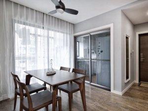 美式铝合金门图片最新款 房间铝合金门图片大全
