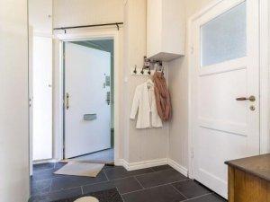 白色木门图片大全 北欧风卧室门图片