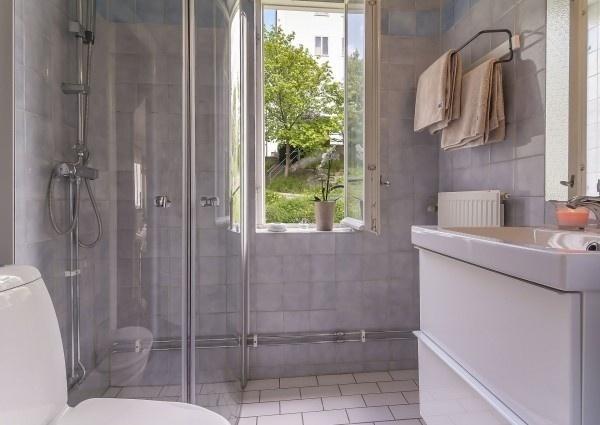 白色铝合金门窗推拉窗图片 提升空间感