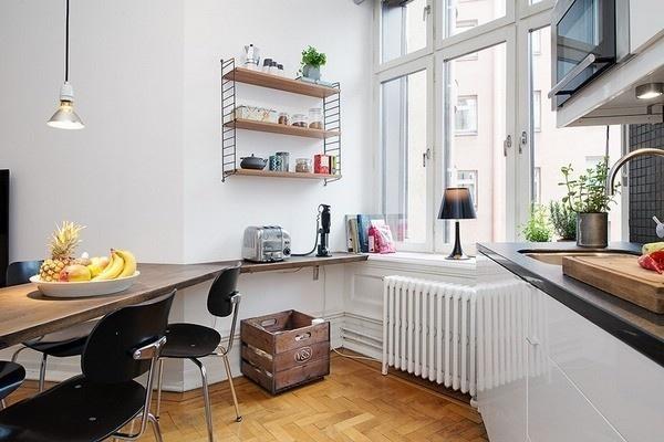 环形厨房铝合金门窗图片大全 纯白欧式铝合金门窗图片