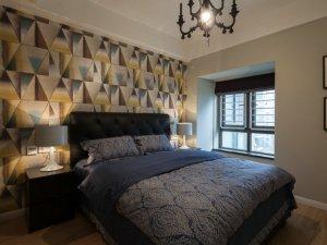 卧室黑色铝合金窗外观图片 打造创意空间