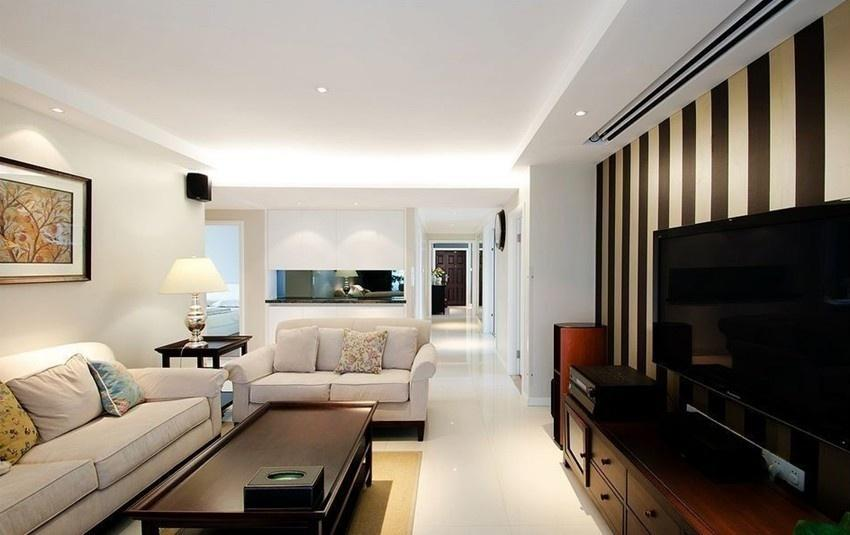 推拉式型铝合金门窗图片 提升家居空间感
