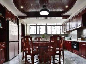 厨房推拉式铝合金窗图片 灰色铝合金门窗颜色的图片