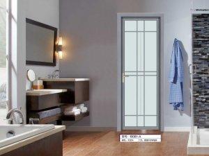 丽宫门窗图片 48极窄平开门效果图