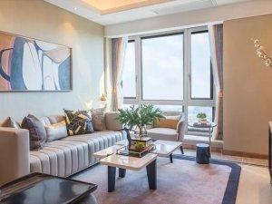 金福门窗图片 铝合金门窗效果图