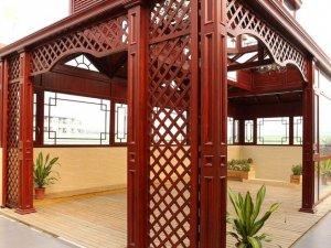 金雅轩门窗图片 阳光房系列产品展示