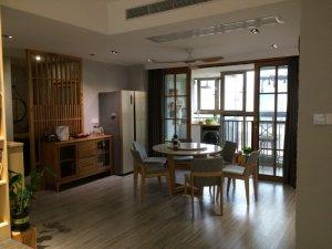 最新家用门窗效果图 深咖啡铝合金门窗图片