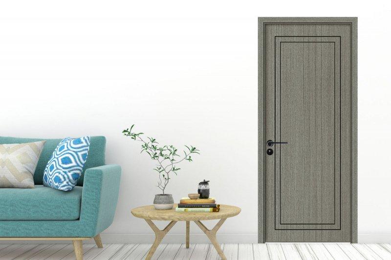 生態零漆木門圖片