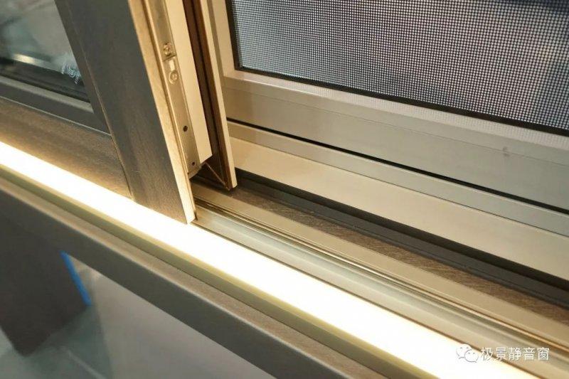 极景微平移推拉门窗 让生活空间更有趣味