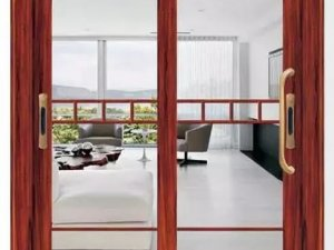 德兰诗尼门窗图片 维也纳推拉门效果图