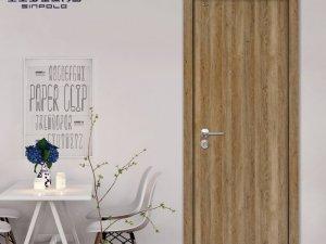 圣堡罗门窗图片 简约免漆室内门S506效果图