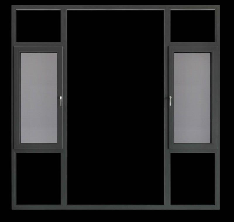 罗兰西尼门窗 佛罗伦萨II内开内倒系统窗系列装修效果图
