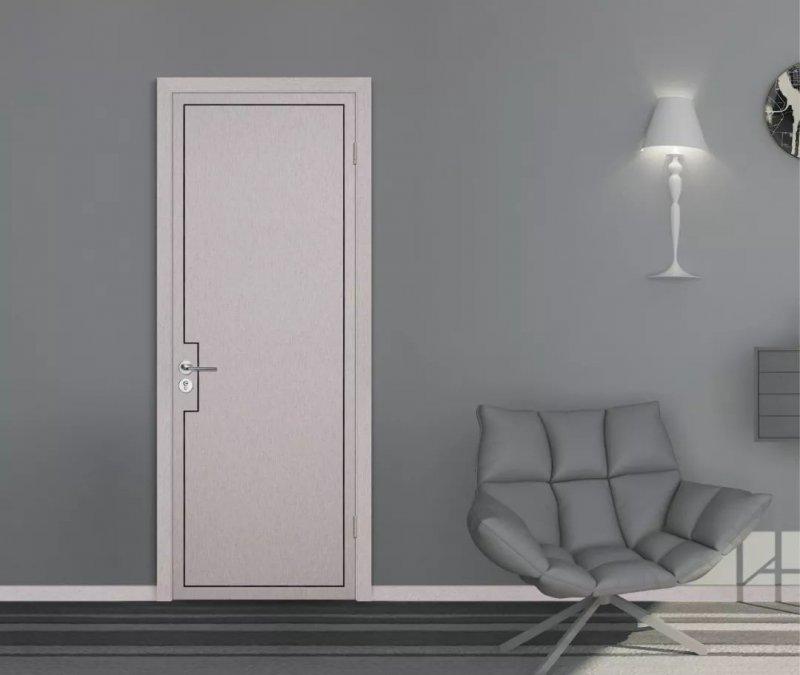 千川木门图片 简约风格木门装修效果图