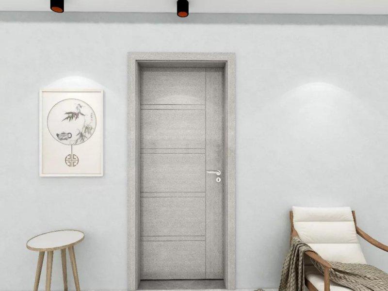 佰葉薈木門圖片 現代風格木門裝修效果圖