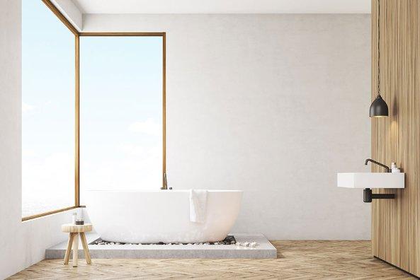 金孚顿铝包木窗图片 S64系列窄边框效果图