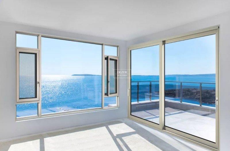 欧哲门窗图片 铝合金门窗效果图