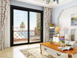 诗尼曼门窗图片 推拉门系列产品图片