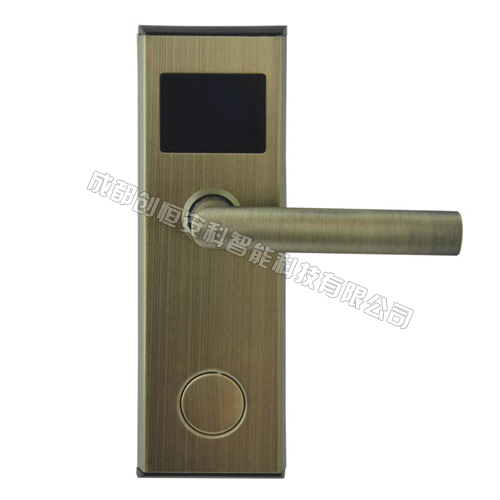 德宝斯盾智能锁产品 CH5001酒店锁效果图