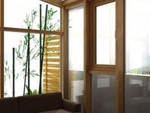 金孚顿铝包木窗  铝包木门窗效果图片