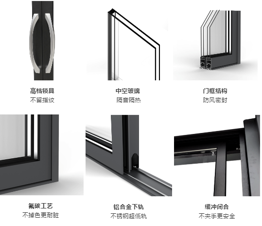 罗兰西尼系统门窗极简梵高系列 开启精致艺术生活