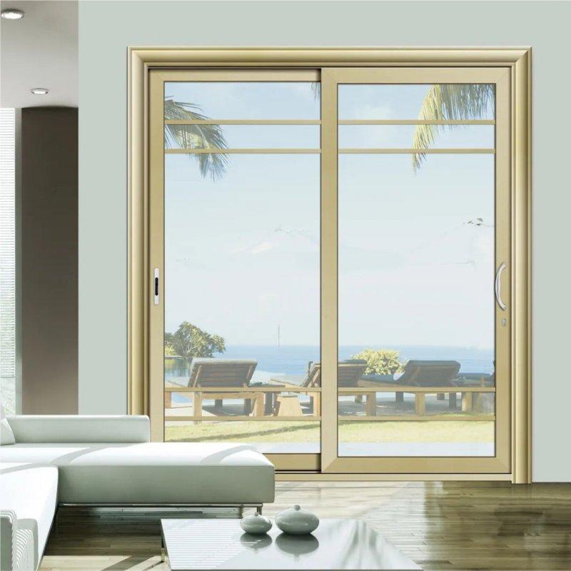罗兰西尼系统门窗 比萨Ⅱ系列  简约风格落地窗_3