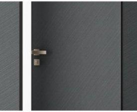 伊歌精品門系列V框 木門裝修效果圖